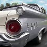 1959 Ford Galaxie Poster