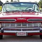 1959 Impala Hardtop Sport Coupe Poster