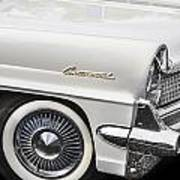 1959 Lincoln Continental Poster