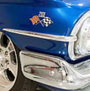 1960 Chevrolet Bel Air 012315 Poster