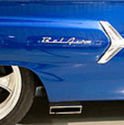 1960 Chevrolet Bel Air 3 012315 Poster