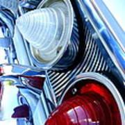 1960 Chevrolet Impala Poster