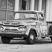 1960 Ford F-250 Poster