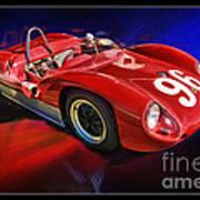 1960 Lotus19 Poster