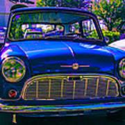 1960 Morris Mini Poster