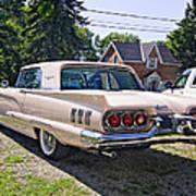 1960 Thunderbird 2 Poster