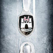 1960 Volkswagen Vw Emblem Poster
