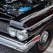 1961 Pontiac Catalina 421 Poster