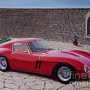 1962 Ferrari 250 Gto Poster
