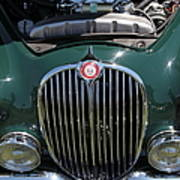 1962 Jaguar Mark II 5d23327 Poster by Wingsdomain Art and Photography
