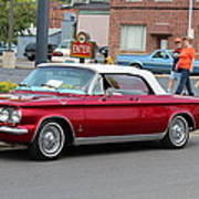 1963 Corvair Poster