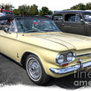 1964 Corvair Poster
