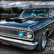 1965 Dodge Coronet Poster