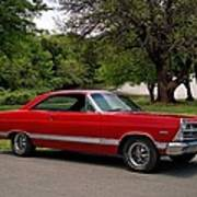 1965 Ford Fairlane Xl Poster