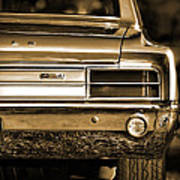 1965 Olds 442 Poster