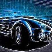 1965 Shelby Cobra - 4 Poster