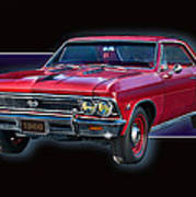 1966 Chevy Ss Poster