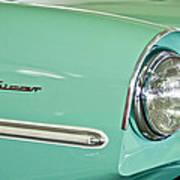 1967 Amphicar Model 770 Head Light Poster