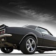 1967 Camaro Rs Poster