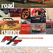 1967 Dodge Coronet R/t Poster