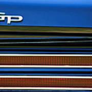 1967 Pontiac Hurst Grand Prix Convertible Taillight Emblem -3584c Poster