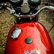 1967 Triumph Spitfire Poster