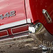 1968 Oldsmobile 442 Poster