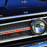 1969 Ford Torino Gt Poster