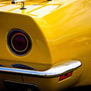 1971 Chevrolet Corvette Stingray Poster