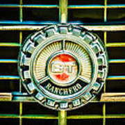 1973 Ford Ranchero Grille Emblem -0769c Poster