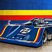 1974 Can-am Sting Gw1 Poster
