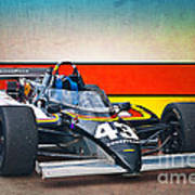1983 Lola T700 Indy Car Poster