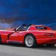 1995 Dodge Viper II Poster