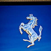 1997 Ferrari F 355 Spider Taillight Emblem -135c Poster