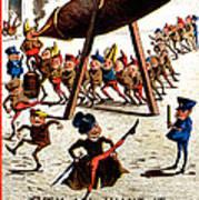 19th C. Vintage Grand Cigar Poster