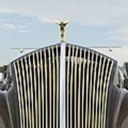 1937 47 Rolls Royce Poster