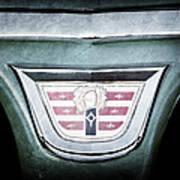 1956 Dodge Emblem Poster