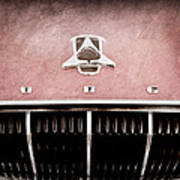 1962 Dodge Polara 500 Emblem Poster