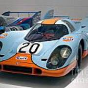 1970 Porsche 917 Kh Coupe Poster