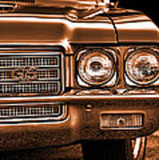 1971 Buick Gs Poster