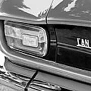 1971 Iso Grifo Can Am Taillight Emblem Poster