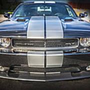 2013 Dodge Challenger Srt Poster