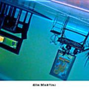 4th Martini Poster