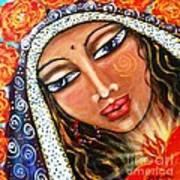 Akasha - She Who Carries The Memories Poster