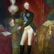Alexander I (1777-1825) Poster