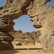 Algeria Desert Poster