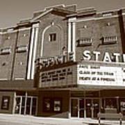 Alpena Michigan - State Theater Poster