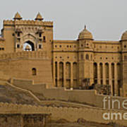 Amber Fort, India Poster