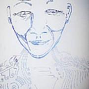 Angel Madiba - Nelson Mandela Poster