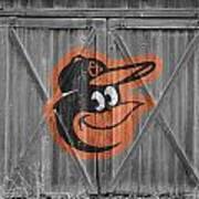 Baltimore Orioles Poster